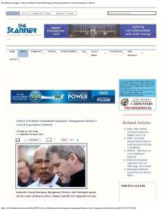 The Skanner Newspaper - Echoes of Katrina_ Snohomish Emergency Management Di_Page_1