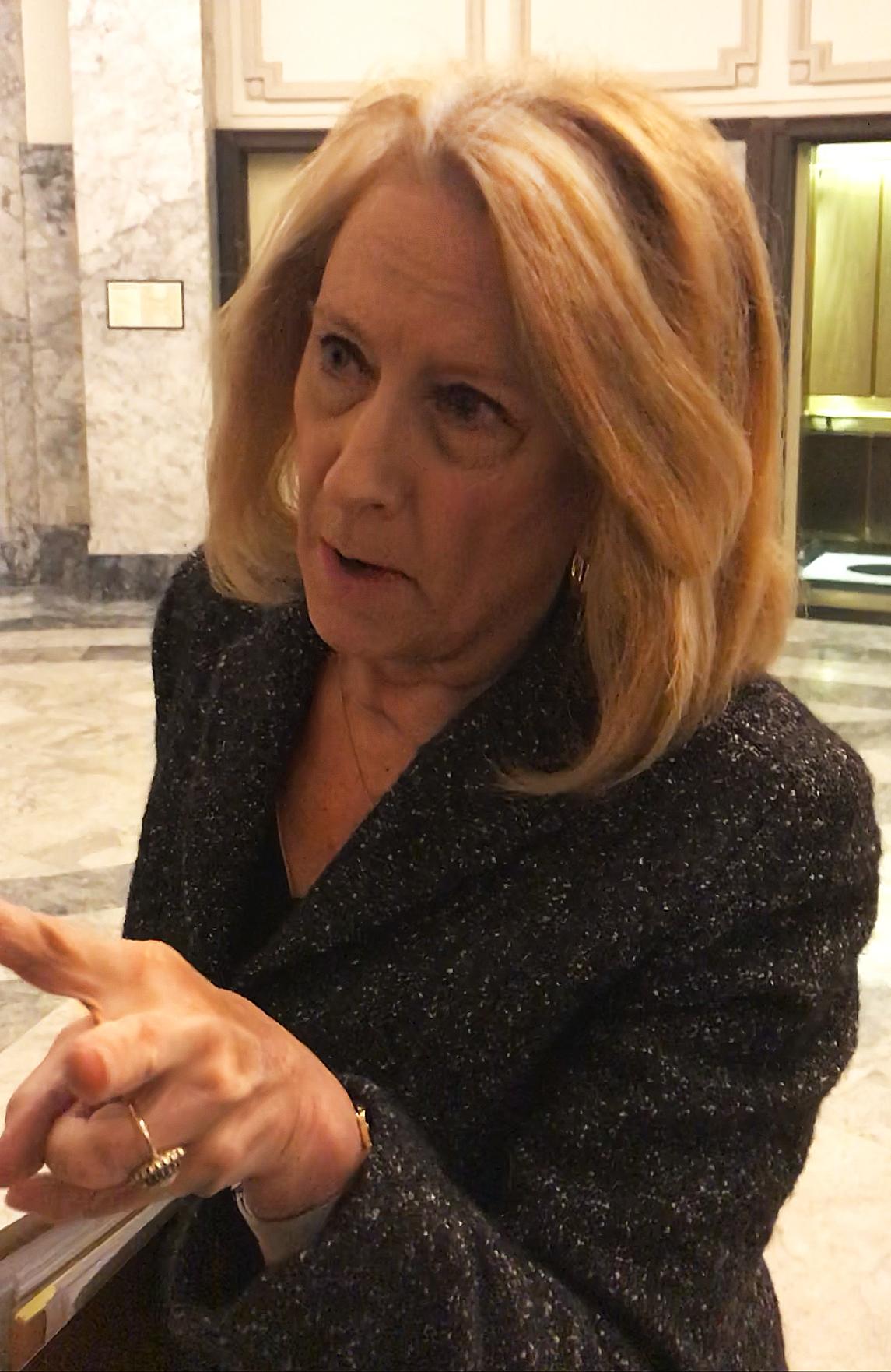 Emily R Hansen Seattle attorney stealing from elderly
